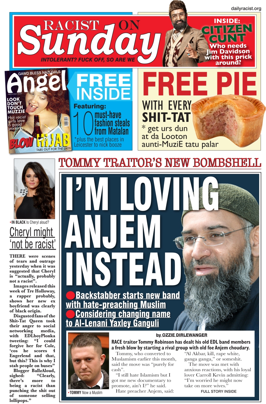 Tommy and Anjem's new band