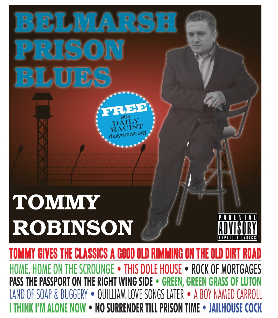 TOMMY ROBINSON SINGS THE BLUES
